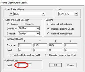 4 1 - Tutorial SAP2000 Part 2 : Balok Sederhana dengan Kombinasi Beban