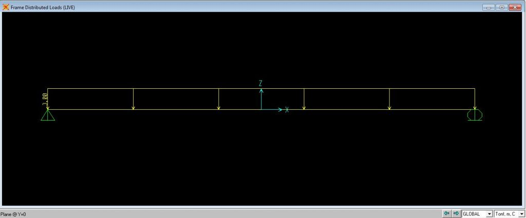 5 1024x425 - Tutorial SAP2000 Part 1 : Perhitungan Balok Sederhana