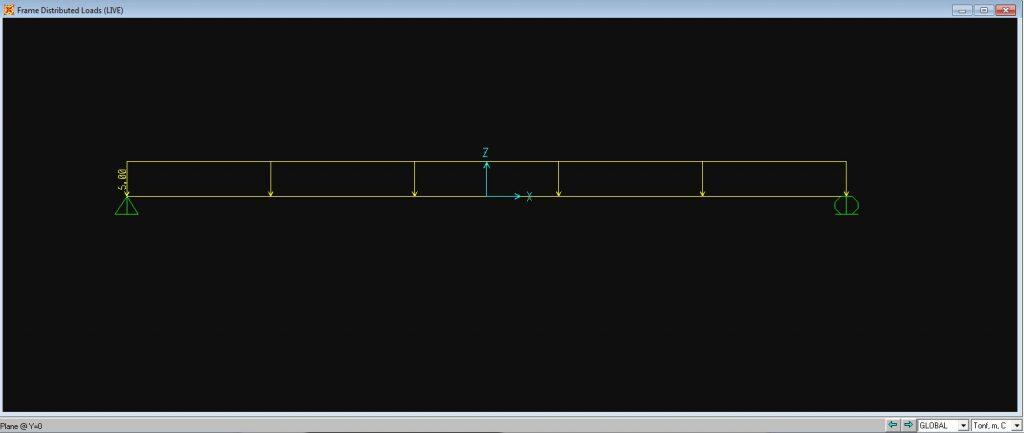 7 1 1024x433 - Tutorial SAP2000 Part 2 : Balok Sederhana dengan Kombinasi Beban