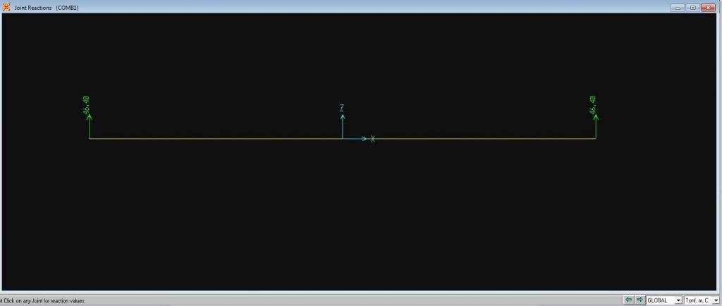 8 1 1024x434 - Tutorial SAP2000 Part 2 : Balok Sederhana dengan Kombinasi Beban