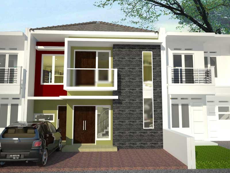 Desain rumah minimalis modern 1 - 8 Tips Bangun Rumah Minimalis Sesuai Dengan Impian Anda