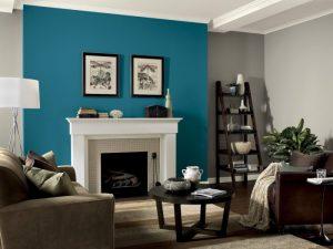 Tips Jitu Untuk Memilih Warna Cat Ruang Tamu yang Cantik, Minimalis dan Elegan 3