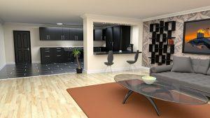 Tips Jitu Untuk Memilih Warna Cat Ruang Tamu yang Cantik, Minimalis dan Elegan 8