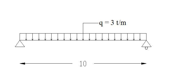 cad 1 - Tutorial SAP2000 Part 1 : Perhitungan Balok Sederhana