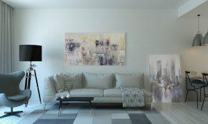 Tips Jitu Untuk Memilih Warna Cat Ruang Tamu yang Cantik, Minimalis dan Elegan 1