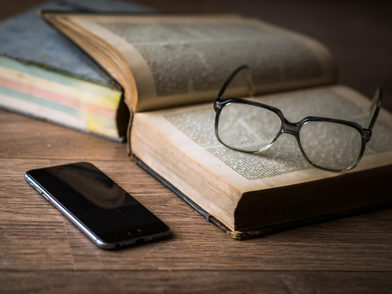 phone 1052023 1280 1 - Ini Dia 16 Trik Ampuh Cara Belajar yang Efektif, Efisien dan Menyenangkan
