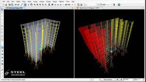 sap2000 300x169 - Software yang Sering digunakan dalam Bidang Teknik Sipil dan Arsitektur