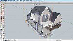 sketchup 300x169 - Software yang Sering digunakan dalam Bidang Teknik Sipil dan Arsitektur