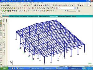 staad pro1 300x225 - Software yang Sering digunakan dalam Bidang Teknik Sipil dan Arsitektur