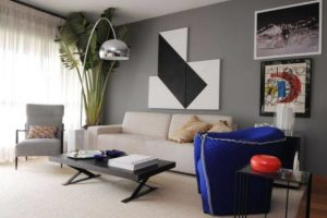 Tips Jitu Untuk Memilih Warna Cat Ruang Tamu yang Cantik, Minimalis dan Elegan 7