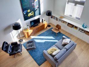 warna cat rumah 300x225 - Tips Jitu Untuk Memilih Warna Cat Ruang Tamu yang Cantik, Minimalis dan Elegan