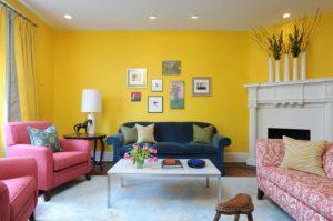 warnacat 300x199 - Tips Jitu Untuk Memilih Warna Cat Ruang Tamu yang Cantik, Minimalis dan Elegan