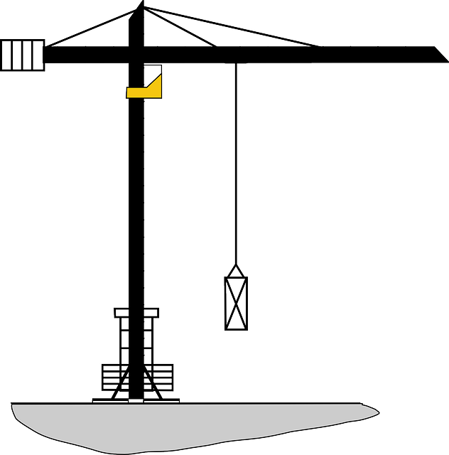 crane 311760 640 - Momen Gaya dalam Ilmu Mekanika Teknik