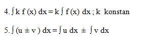 4 2 - Integral Fungsi Aljabar dan Contoh Soal Part 1