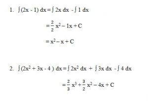 5 1 300x206 - Integral Fungsi Aljabar dan Contoh Soal Part 1