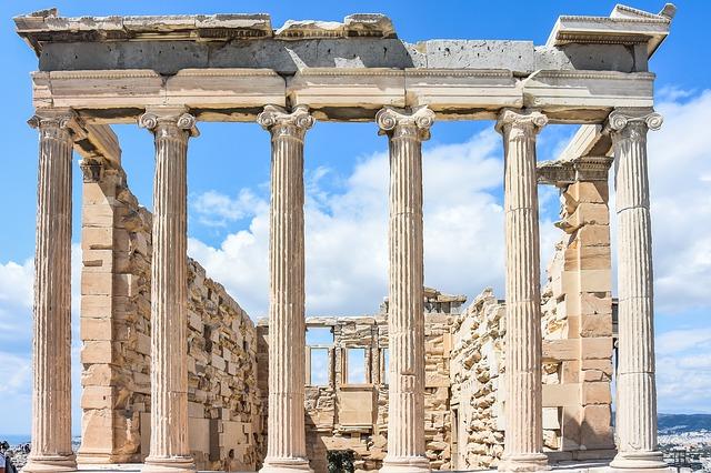 acropolis 2725918 640 - Struktur Bangunan Beserta Fungsinya