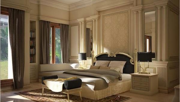 Classic Bedroom Design for Minimalist House4 1 - Renovasi Kamarmu Dengan Interior Kamar Tidur Minimalis Agar Lebih Eksklusif