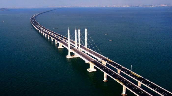 jembatan 20161004 230606 1 - 7 Jembatan Terpanjang Di Dunia Yang Paling Terkenal