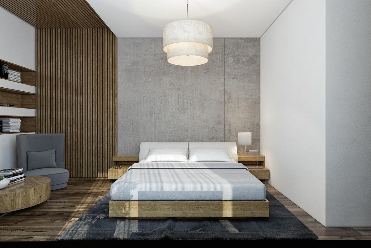 precast concrete wall 1 - Renovasi Kamarmu Dengan Interior Kamar Tidur Minimalis Agar Lebih Eksklusif