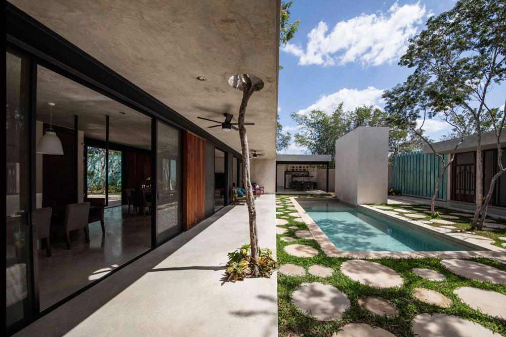 Pasillo Desayunador 1 - Wujudkan Rumah Idaman dengan Desain Rumah Tropis