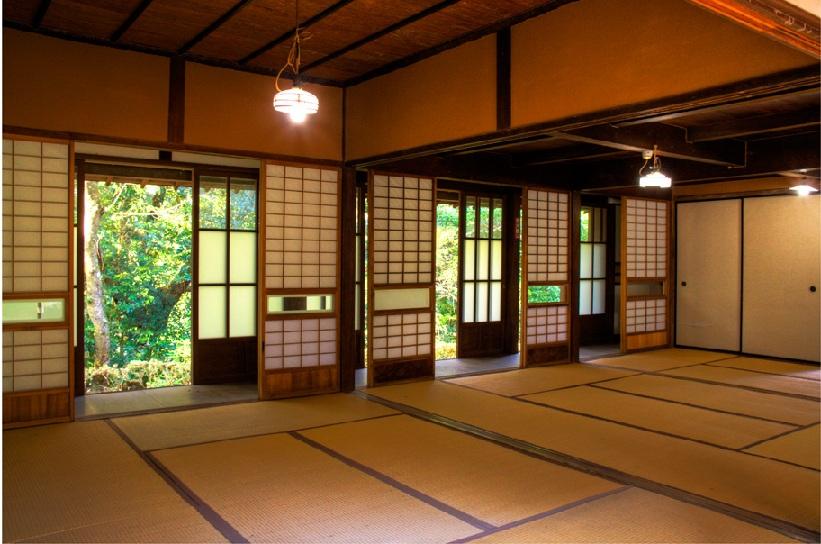 Rumah Tradisional Jepang 1 1 - 8 Tips Desain Rumah Ala Jepang yang Bikin Suasana Jadi Tentram