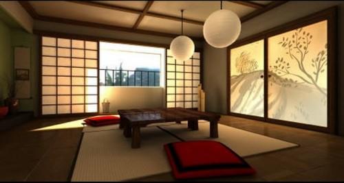 interior rumah tradisional jepang 1 - 8 Tips Desain Rumah Ala Jepang yang Bikin Suasana Jadi Tentram