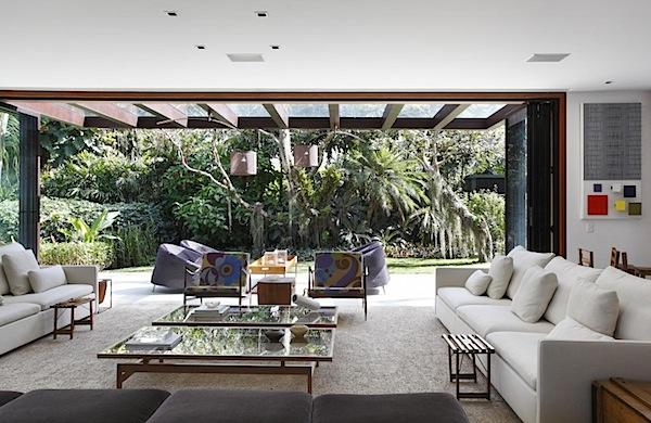 Desain Interior Kontemporer Rumah Huni Terbuka 01 1 - Ciptakan Interior Rumah Minimalis yang Tidak Menjenuhkan