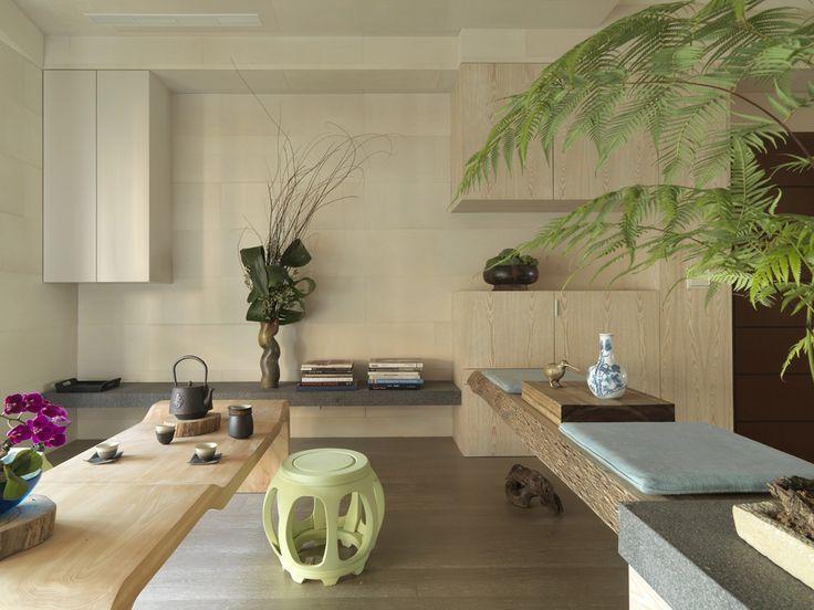 Interior Design Look Natural Organic 1 - Ciptakan Interior Rumah Minimalis yang Tidak Menjenuhkan