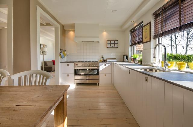 kitchen 2165756 640 1 - Ketahui Kelebihan dari Desain Rumah Minimalis 2 Lantai