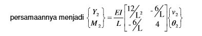 11 1 - Metode Elemen Hingga ( Struktur Beam )