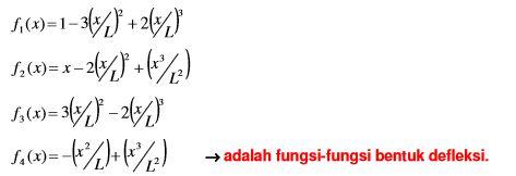8 1 - Metode Elemen Hingga ( Struktur Beam )