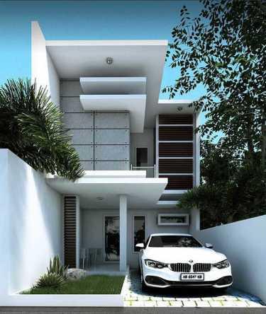 Rumah Minimalis 2 Lantai Luas 100 M  rumah minimalis 2 lantai type 36 home design ideas