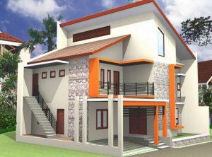 desain-atap-rumah-minimalis-lantai-2 - guru sipil