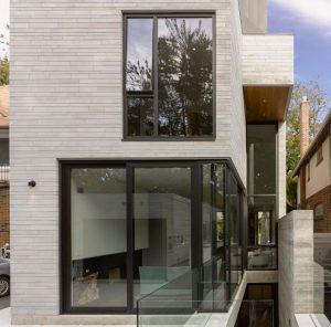 8 desain rumah lahan sempit dengan dua lantai yang keren