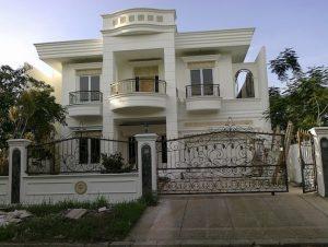 desain-rumah-mewah-2-lantai-gaya-eropa - guru sipil