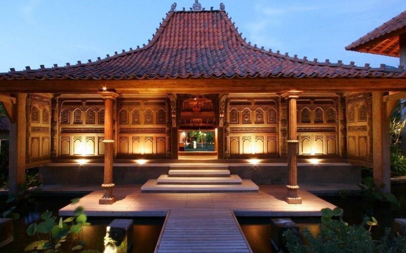 Villa Des Indes photos Exterior - Ragam Rumah Adat Tradisional Indonesia Bukti Keragaman Budaya