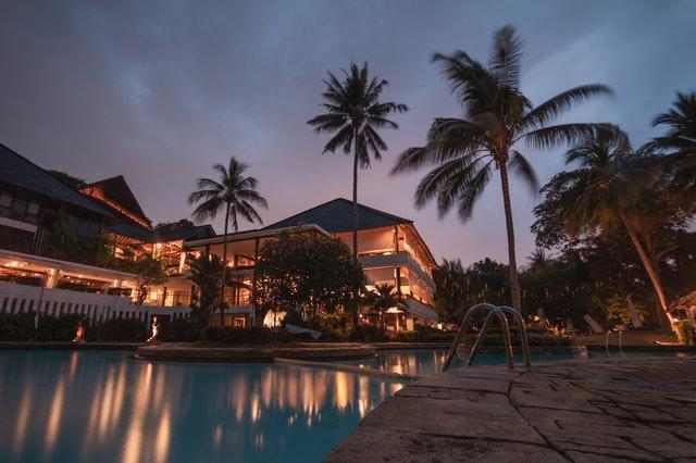 architecture beach building 258154 1 - Hal Penting Untuk Diperhatikan Saat Membangun Desain Rumah Villa
