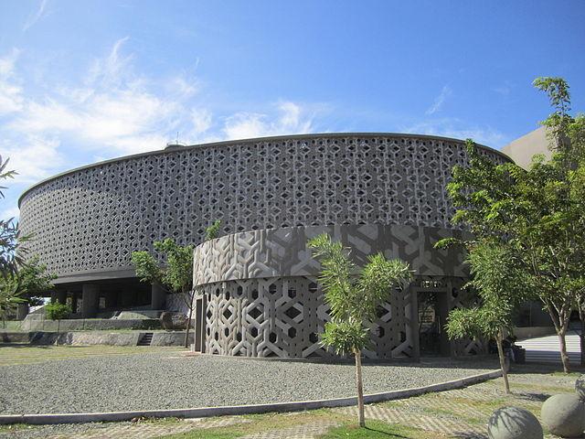 640px Aceh Tsunami Museum 1 - Beberapa Arsitek Terkenal di Indonesia dan Karyanya