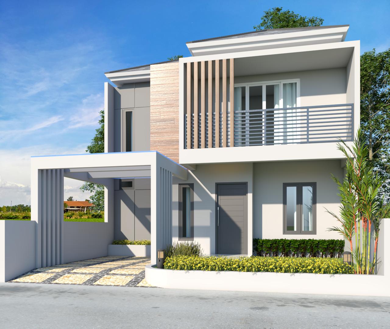 5.Denoiser - Desain Rumah Minimalis 2 Lantai