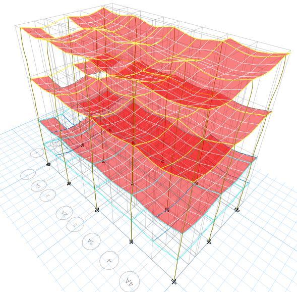 Deformasi - Projek Hitung Struktur RUKO